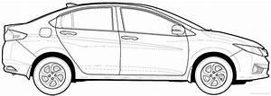 Blueprints  U0026gt  Cars  U0026gt  Honda  U0026gt  Honda City  2014