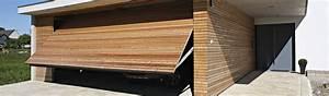 Garagentor Aus Holz : kipptore das wunschtor aus diversen materialien ~ Watch28wear.com Haus und Dekorationen
