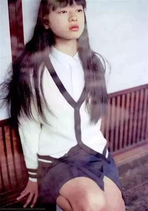 日本美女写真和中国美女写真有什么区别?