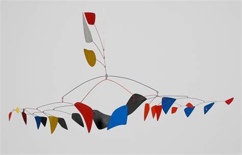 Calder Mobile Sculptures by Calder Summer C At Home