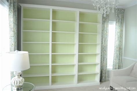 billy bookcase built in awesome ikea bookshelves hack on billy built in