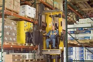 Turret Trucks - Very Narrow Aisle Forklifts