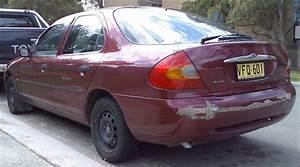 Ford Mondeo 1998 : file 1998 1999 ford mondeo hd glx hatchback wikimedia commons ~ Medecine-chirurgie-esthetiques.com Avis de Voitures