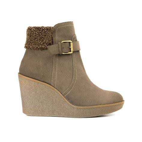 tiflis 007398 metales zapatos con estilo de alta calidad weffihg bot 237 n cu 241 a gamuza en 2019 fur y punto zapatos zapatillas botas y zapatos