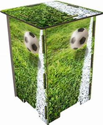 Fussball Deko Kinderzimmer : motto fu ball dekoration f rs sportliche kinderzimmer ~ Michelbontemps.com Haus und Dekorationen