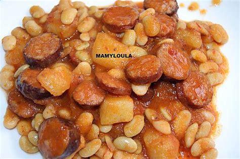 cuisiner des haricots blancs secs recettes haricots blancs frais