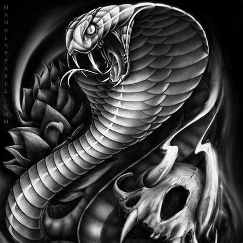 Cobra Snake Tattoo Design Inspirations Nature Reptiles