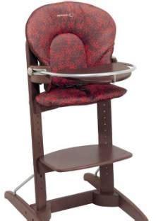 chaise haute woodline woodline la chaise en bouleau massif bébé 0 3 ans
