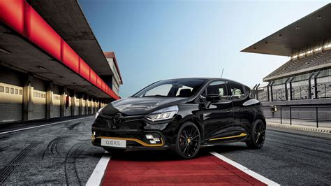 Renault Clio R S 4k Wallpapers by Wallpaper Of The Day 2018 Renault Clio R S 18