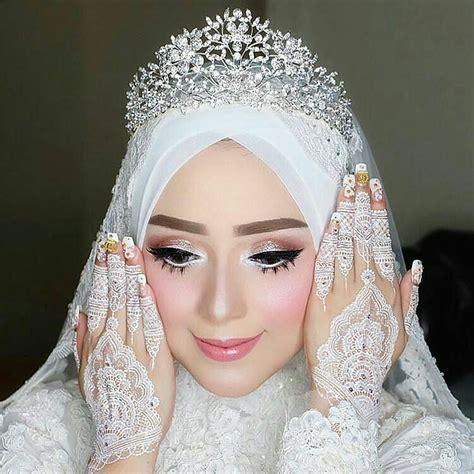 pengantin sunda hijab syari tutorial hijab terbaru