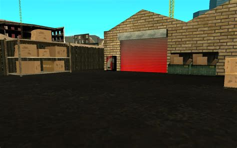 Andrea S Garage by The Gta Place Modstar Garage