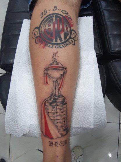 Los mejores tatuajes de la Libertadores de River