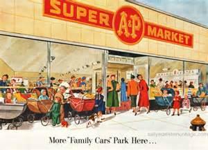 s suburban supermarket adventures envisioning the american