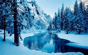 Beautiful Winter Scenes Desktop Wallpaper | Wallpapers ...