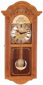 Hermle Quartz Clock Instructions