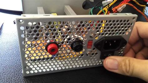 Converting Atx Power Supply For Youtube