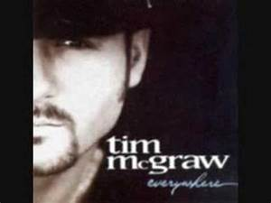 Tim McGraw - One of These Days - YouTube