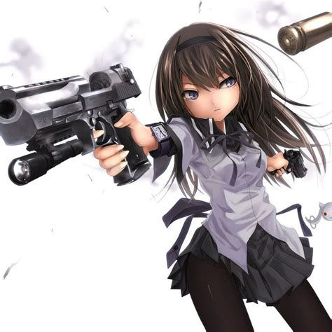 Anime With Gun Wallpaper - 86 best anime with gun images on anime