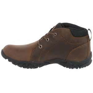 Timberland Leather Chukka Boots Men