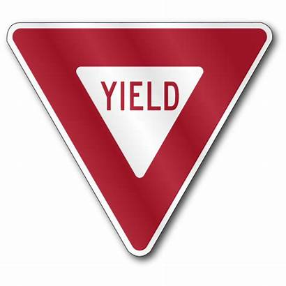 Yield Sign Traffic Official Signs R1 Reflective