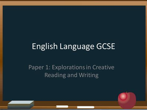 gcse specification english language paper  creative reading dracula extract ks aqa