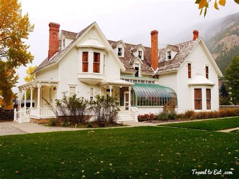 house home hamill house georgetown colorado travel to eat