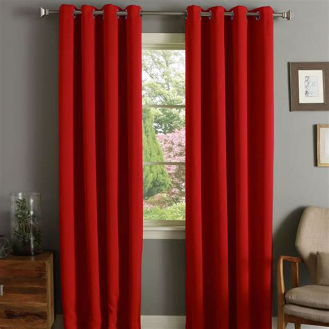 linens limited thermal blackout eyelet curtains ebay