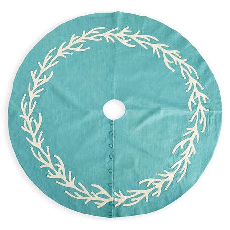 turquoise coral tree skirt everything turquoise
