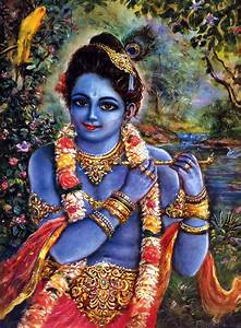 The Color of Krishna and Allah  Krishna