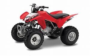 Honda Atv Racing