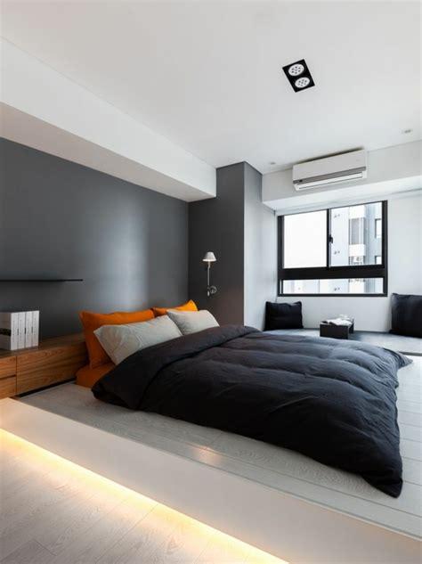 schlafzimmer ideen grau modern schlafzimmer modern gestalten 48 bilder archzine net