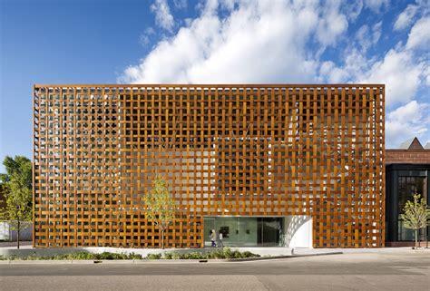 galeria de museu de arte de aspen shigeru ban architects