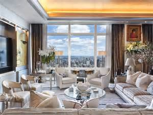 livingroom nyc cococozy 75 million dollar nyc penthouse see this house