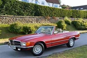 1982 Mercedes 280 Sl Only 21700 Miles  Investment  Sold