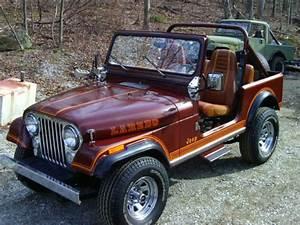 1984 Jeep Cj7 Frame Off Restored For Sale In Dallas  Texas