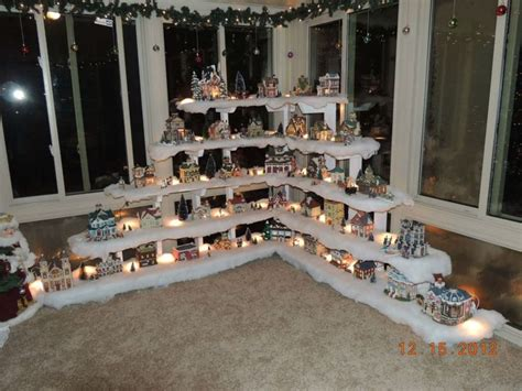 25+ Best Ideas About Christmas Village Display On