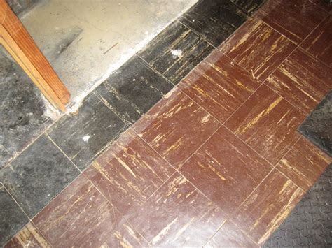 covering asbestos floor tiles basement decor can i remove asbestos tiles myself asbestos tile