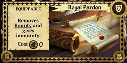 Pardon Royal Card Armello Wiki Killin Given