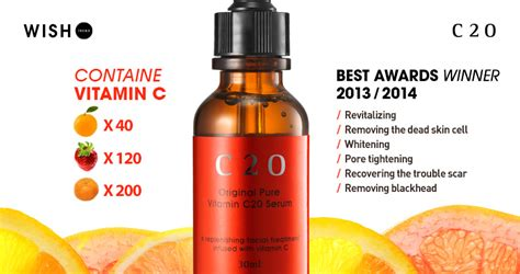 serum vit c original de vitamina c ost c20 pindérica