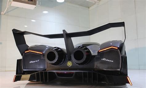 devel sixteen specs price engine design