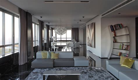 Apartement Living Room : Scratching Apartment In Buenos Aries