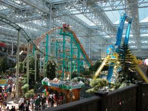 Minnesota Mall of America Rides
