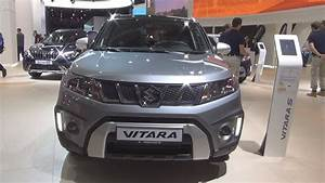 Suzuki Vitara S 1 4 Boosterjet : suzuki vitara s 1 4 boosterjet allgrip automatic 2018 exterior and interior youtube ~ Carolinahurricanesstore.com Idées de Décoration