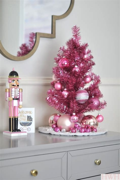 Pink Hanging Decorations - 25 unique pink tree ideas on pink