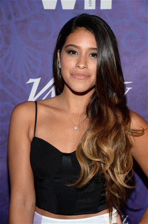 Gina Rodriguez Hair Color   Hair Colar And Cut Style