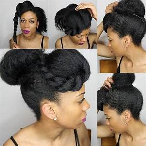 The 25+ best Kinky hairstyles ideas on Pinterest Natural black hairstyles, Hairstyles for