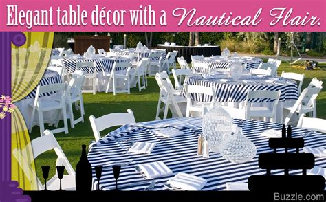 Decorating Ideas Nautical Theme by Drop Anchor With Nautical Themed Wedding Decoration Ideas