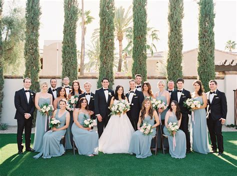 7 Tips For Photographing Large Bridal Parties Phoenix