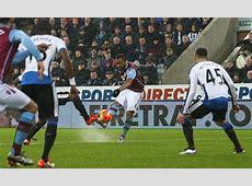 Newcastle 11 Aston Villa RESULT Jordan Ayew rescues