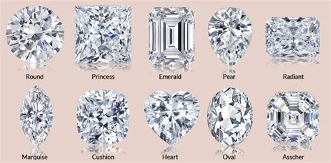 engagement ring guide to diamond cuts styles kt diamonds